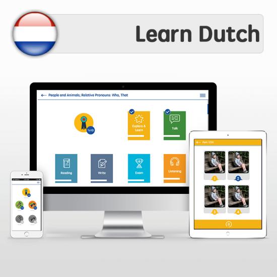 eLLC Dutch Language Learning