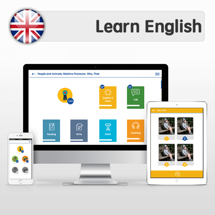 Learn and Speak English Easily with eLLC - Best English Learning