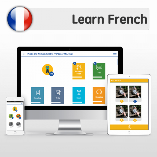 eLLC French Language Learning