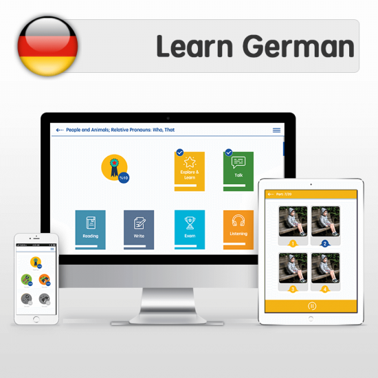 eLLC German Language Learning