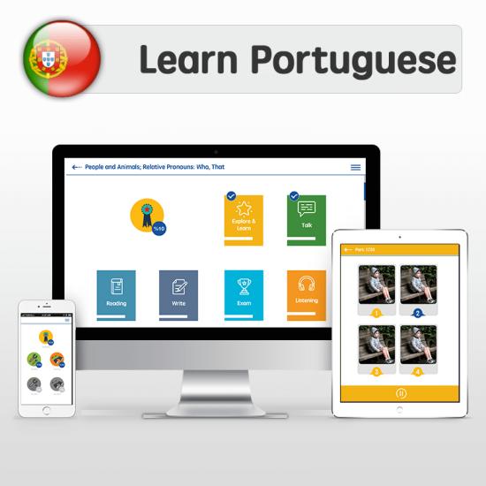 eLLC Portuguese Language Learning