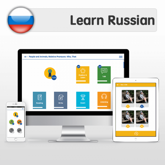 eLLC Russian Language Learning