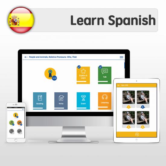 eLLC Spanish Language Learning
