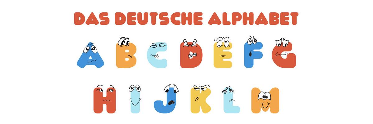 Almanca Alfabesi | Alman Alfabesi | Okunuşları, Yazılışları