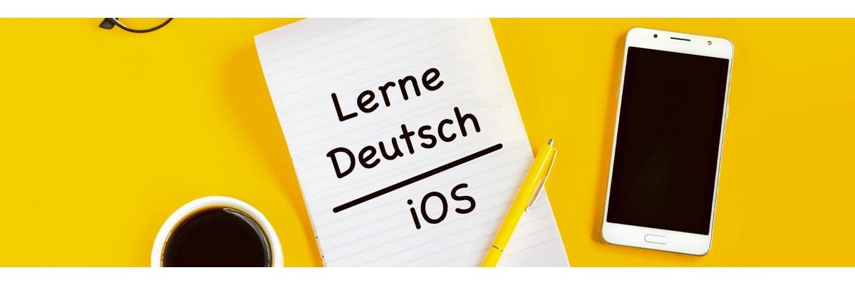En İyi Almanca Öğrenme iOS Uygulamaları