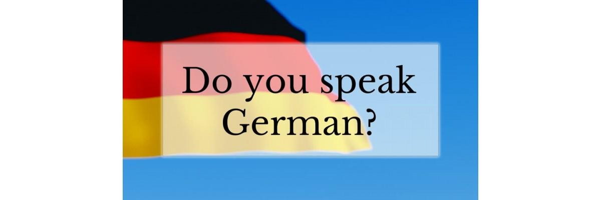 Evde Almanca Öğrenmek İçin Tavsiyeler