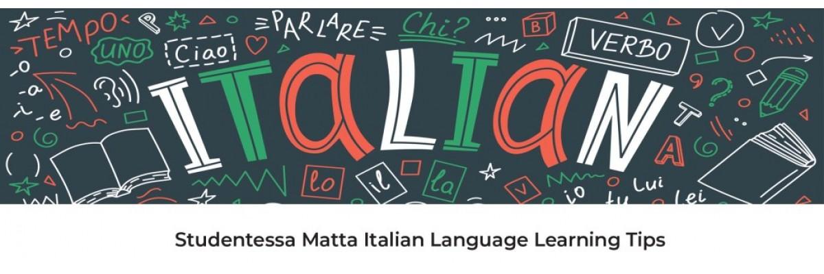 Evde İtalyanca Öğrenmek İçin Tavsiyeler - Uygulamalar - Siteler