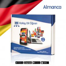 eLLC Almanca Eğitim Seti Sertifikalı