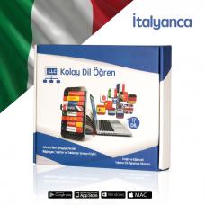 eLLC İtalyanca Eğitim Seti Sertifikalı
