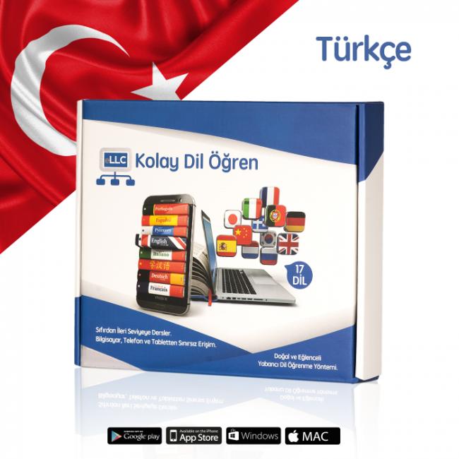 eLLC Türkçe Eğitim Seti Sertifikalı