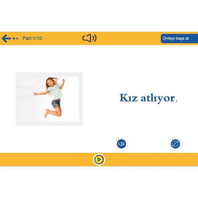 eLLC Yunanca Eğitim Seti Sertifikalı